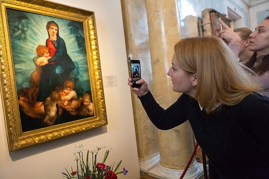 Hermitage Museum Free Tour with a professional guide