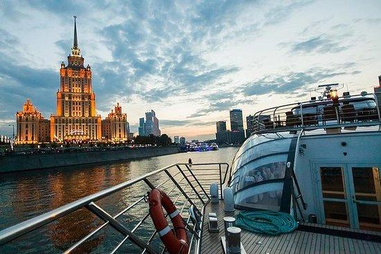 Crucero por el río Moscú: Moscow River Cruise