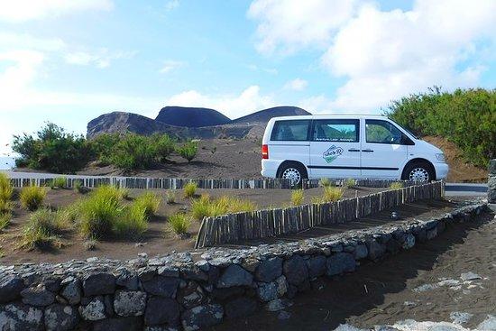 Faial Island - Van Tour - halve dag