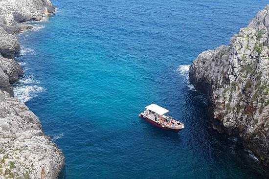 Tour in barca a Santa Maria di Leuca