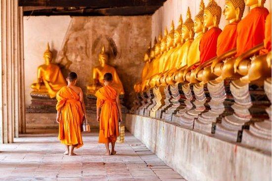 Ayutthaya: visite de 5 temples de...