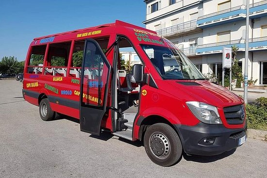 TOUR COSTA DEI NEBRODI - BUS SCOPERTO