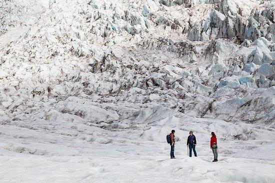 Glacier Adventure från Skaftafell ...