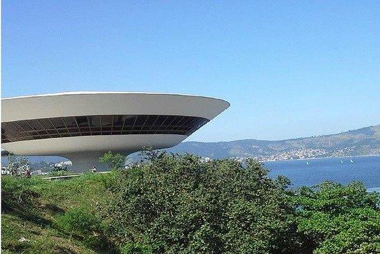 Visite de la ville de Niterói - Journée...