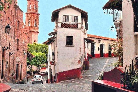 Tur til Taxco og Cuernavaca