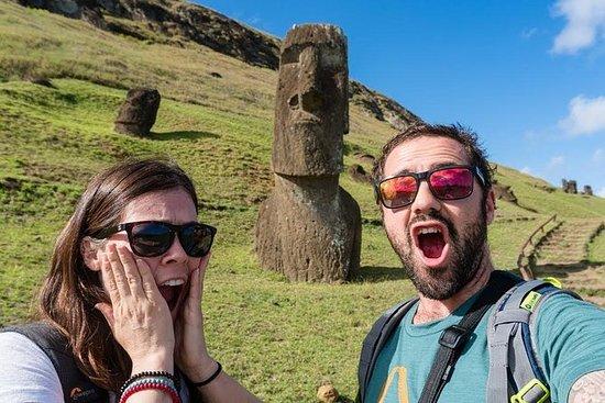 La nascita del Moai: escursione