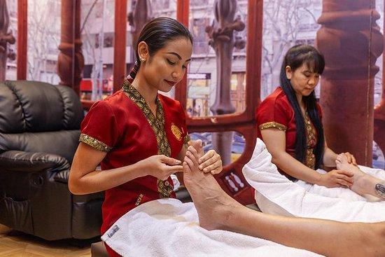 Thaise voet- en beenmassage 30 minuten