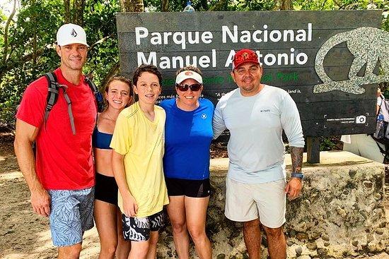 マヌエルアントニオ国立公園への小旅行