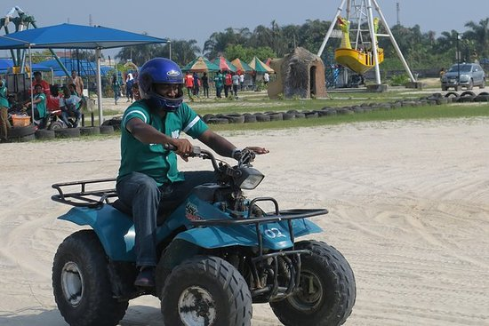 Fun adventure at Omu Resort, Lagos