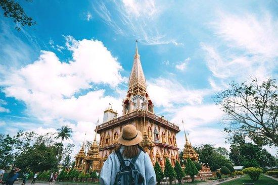 Phuket Best Half Day City Tour