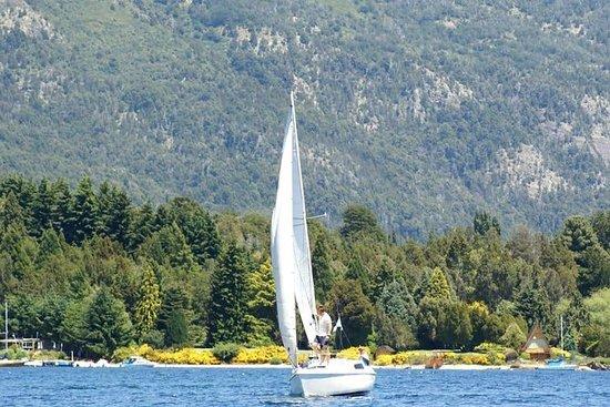 Seilbåt turer på Lake Nahuel Huapi