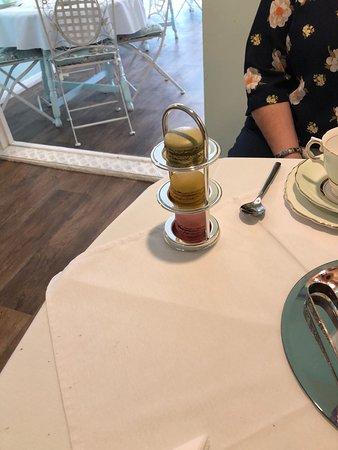 Margaret's Tea Rooms: Delightful macarons