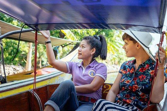 Bangkok's Daemon Saduak & Maeklong...
