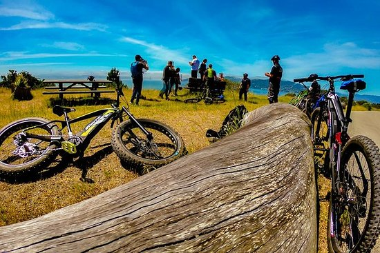 EcoBike Adventures | Angel Island: tour in bici elettrica