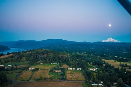 Eksklusiv Mount Hood og Columbia...