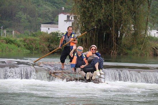 Excursión de un día a Yangshuo Yulong...