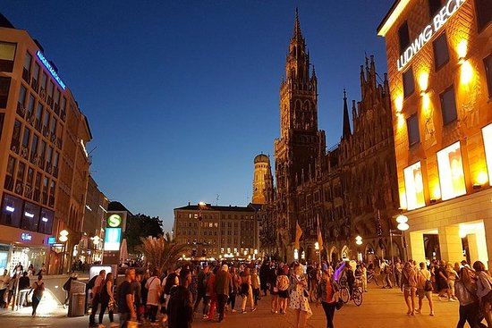 Munich Beer and History Tour