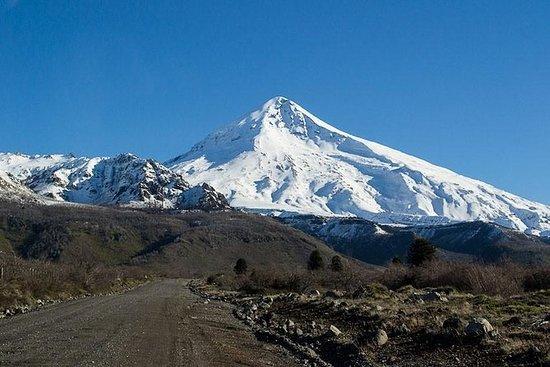 Crossing Pucón and Villarrica Volcano...