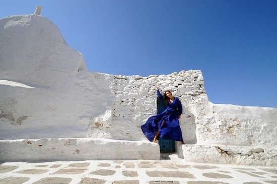Vacation Photographer in Paros