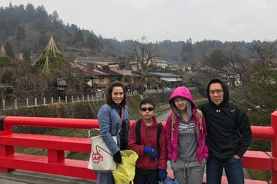 Takayama tur med lokal guide