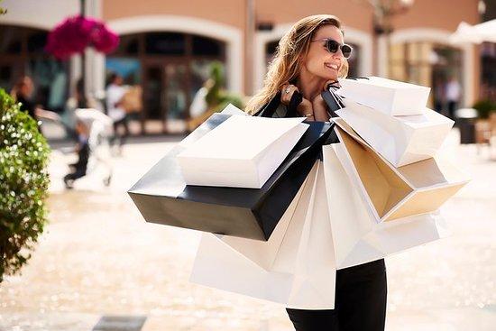 Expérience de magasinage de luxe...