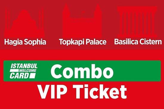 Biglietto combinato VIP di Istanbul