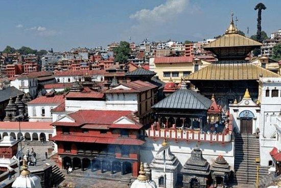 Kathmandu Valley Sightseen City Tour (Day Tour): Kathmandu Valley Sightseen City Tour