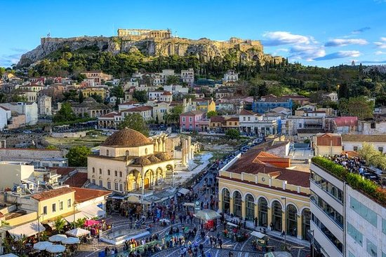 Private 2-Hour Sightseeing Tour in Athens: Private Experience: The Best of Athens in 2 Hours