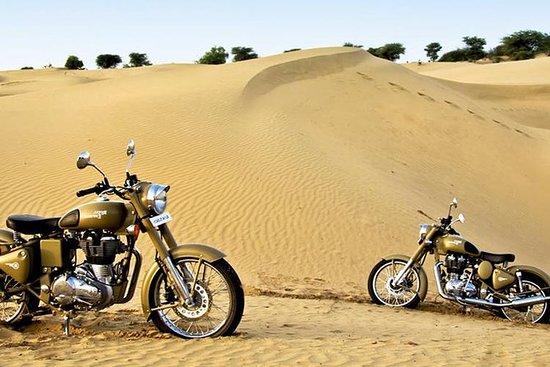 Rajasthan motorcykeltur 14 dagar