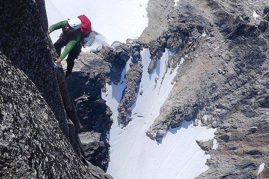 Guía de montaña privada e instrucción: Private Mountain Guiding & Instruction