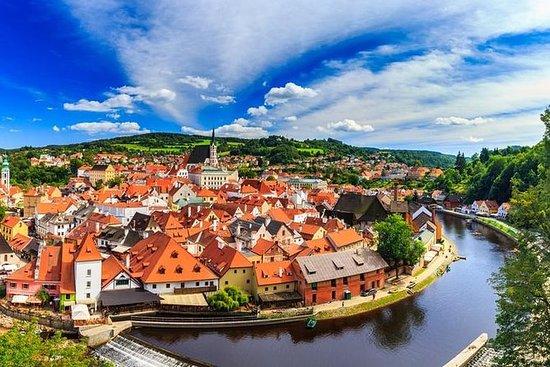 从布拉格到ČeskýKrumlov的私人一日游