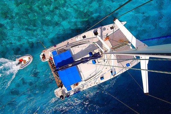 Un día privado en Formentera a bordo...