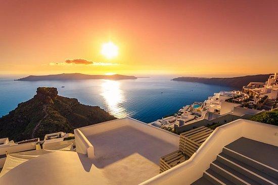 Tudo de Santorini em 6 horas (privado)