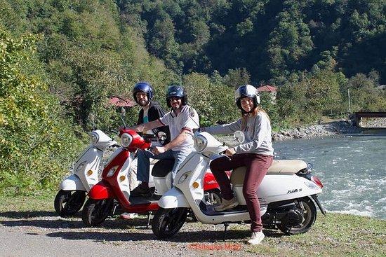 佐治亚州阿扎拉地区的轻便摩托车之旅(国家)