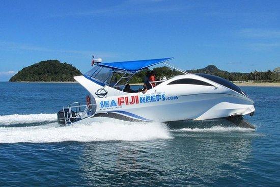 Hydrofoil Glass Bottom Island Tours: Hydrofoil Glass Bottom Island Tours