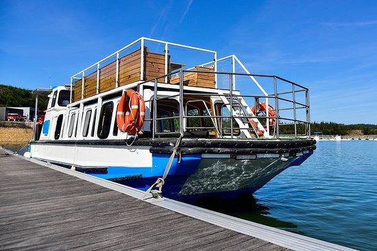 Cruise in de Aguieira-dam