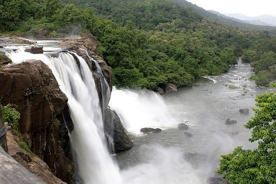 Kochi - forfait Athirapally