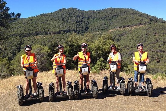 Off-Road Segway Tour - 1 hour