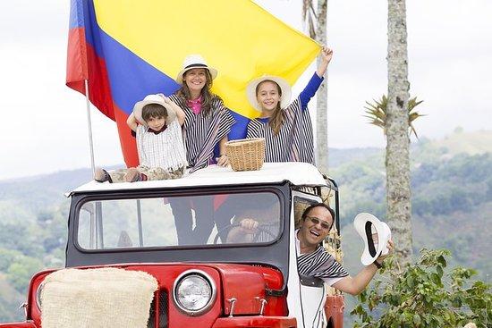 Tour Valle del Cocora et Salento