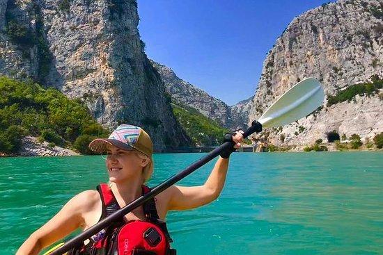 Kayak Ulza Shkopet Eco Park
