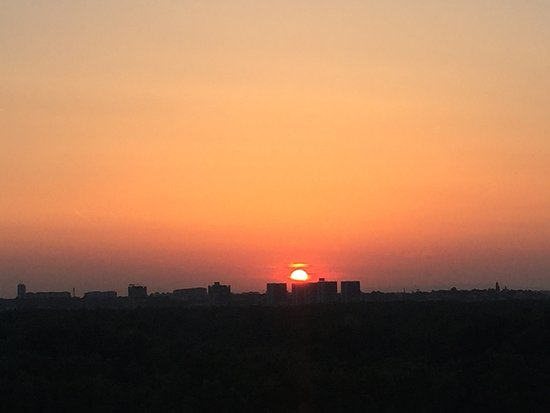 Druga Piazza: sunset