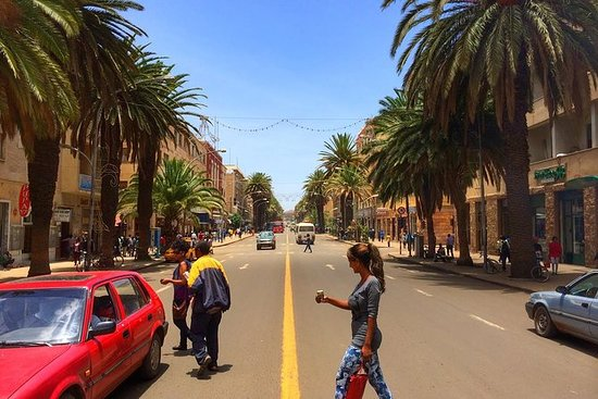 Eritrean fremhever Safari 8 dager / 7...