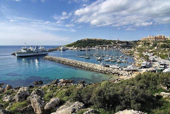 Gozo øy guidet tur fra Malta