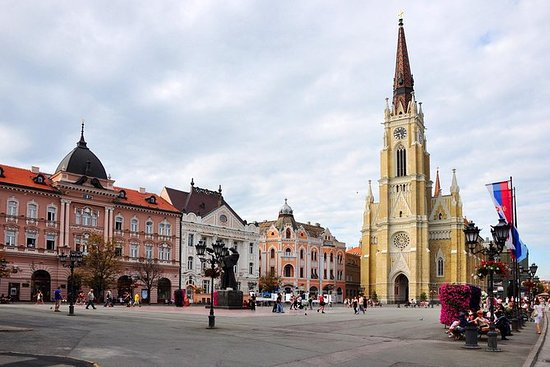 BESØK SERBIA: Nord-Serbia - Novi Sad...