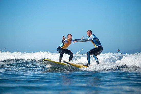 Cours collectifs de surf