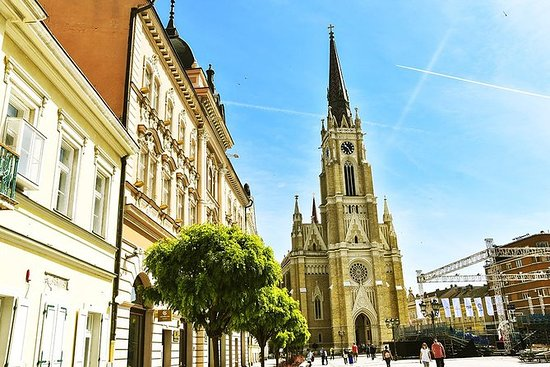 来自斯科普里的Belgrad&Novi Sad两天之内
