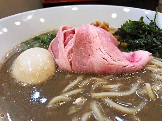 Men no Toriko: 煮干しの虜(濃厚の虜 夜の部)