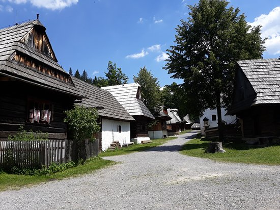 Museum of Orava Village