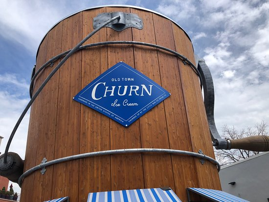 Old Town Churn Fort Collins Restaurant Reviews Photos
