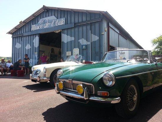 Automobile Museum of Bellenaves (Allier 03, Auvergne)